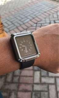 iwatch gen 1 38mm black grey