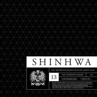 Shinhwa 13th Unchanging Touch