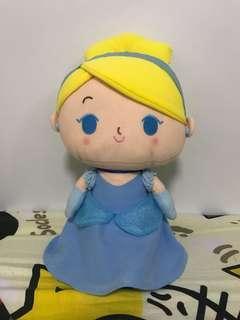 灰姑娘 Cinderella公仔 全新 廸士尼 公主