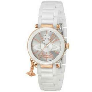 """VV067RSWH英國品牌手錶""""Vivienne Westwood""""兩年保養"""