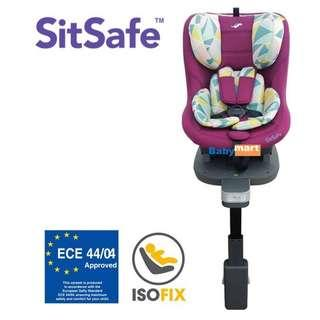 Sitsafe little Bean isofix infant car seat