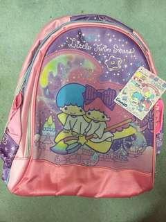 Little Twin Star Kids School Bag