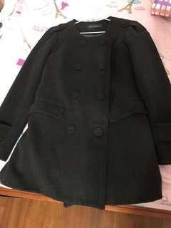 🚚 Ps+company 羊毛大衣50%