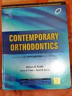 Contemporary Orthodontics William R. Proffit, Henry W. Fields, David M. Sarver & James L. Ackerman