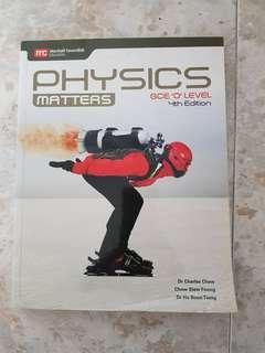 Physic o level textbook