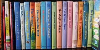 ENID BLYTON HARDCOVER BOOKS EXCLUSIVE !