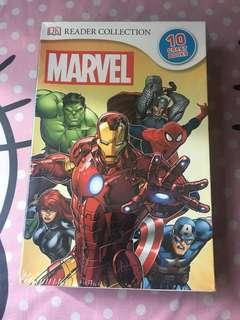 Marvel - books reader collection (collector only!) best offer