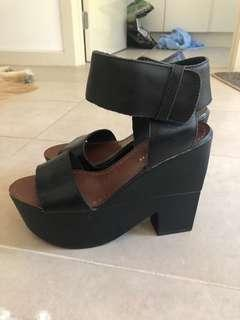 Windsor Smith Leon Block Heels