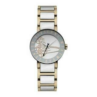 "VV089RSSL英國品牌手錶""Vivienne Westwood""兩年保養"