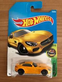 Hot Wheels HE Exotics 15 Mercedes AMG GT