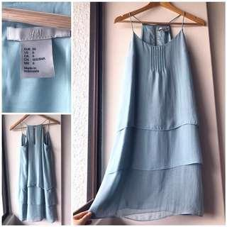 H&M Tiffany blue dress