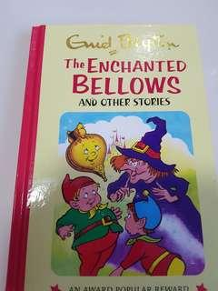 Hard Cover - Enid Blyton The Enchanted Bellows and other stories