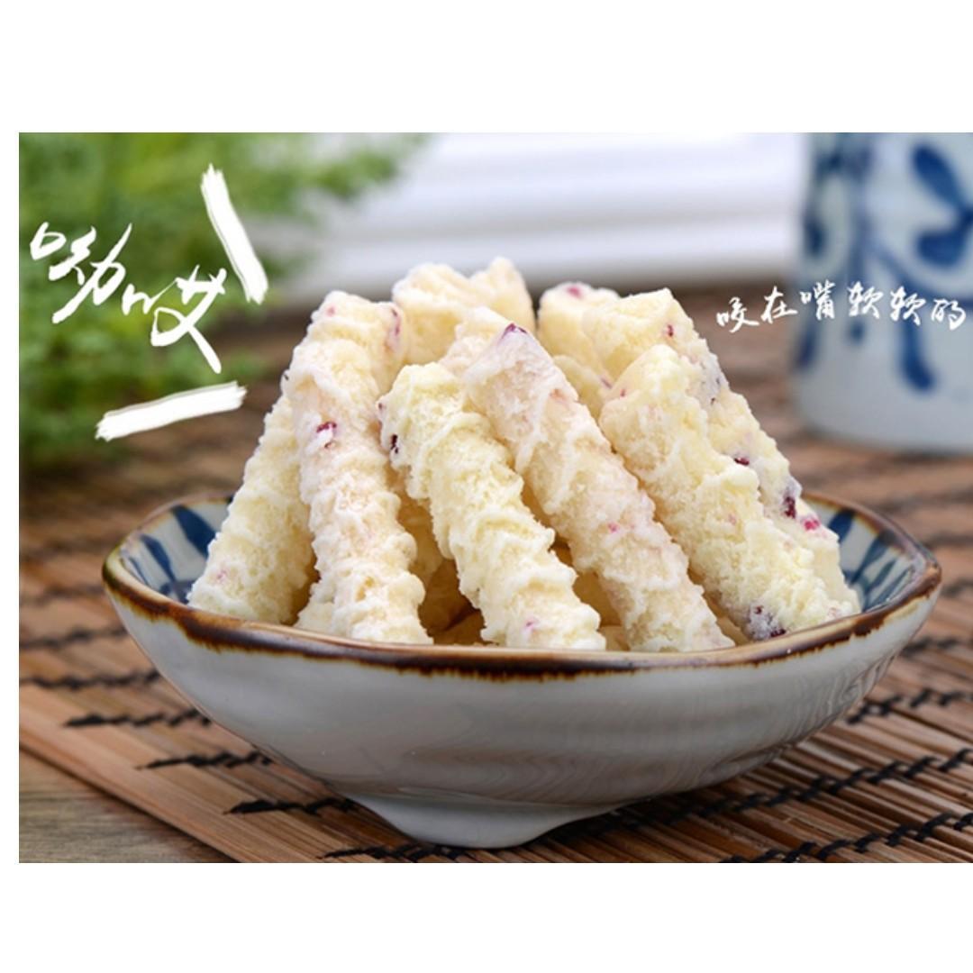 『超奶異國特產』草原情香濃🐄奶酪條150g 內蒙古伴手禮