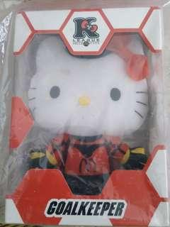 Goalkeeper McDonald's Hello Kitty