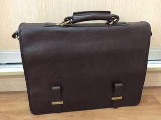 Hidesign full leather briefcase