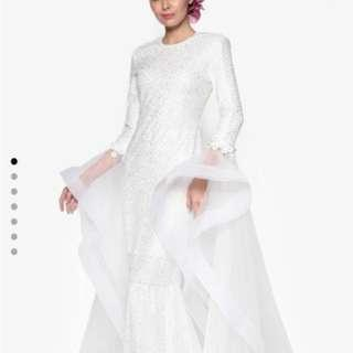 Rizalman Hyacinth Bridal wear