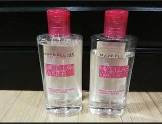 #Beauty50 [50% Off] Maybelline Makeup Remover Micellar Water (200 ml)