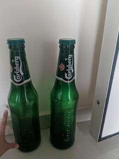 carlsberg plastic bottle