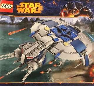 Star Wars Droid Gunship