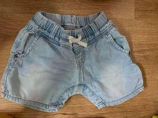 Preloved Seed Shorts