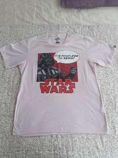 Uniqlo Star Wars T-Shirt Darth Vader