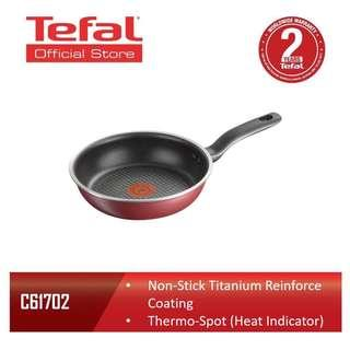 Tefal frypans and wokpan with lid