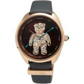 """VV103BRGY英國品牌手錶""""Vivienne Westwood""""兩年保養"""