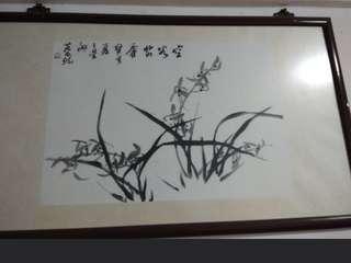 Chinese Painting 49 x 33