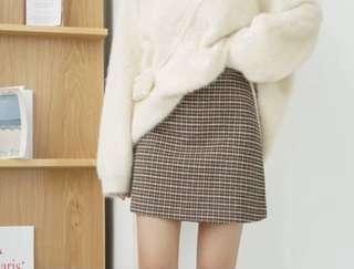 千格鳥短裙