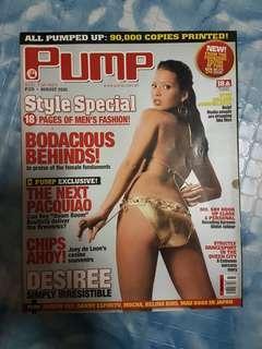 Pump Issue no. 2