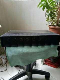 Vintage Luxman DC Stereo Power Amplifier