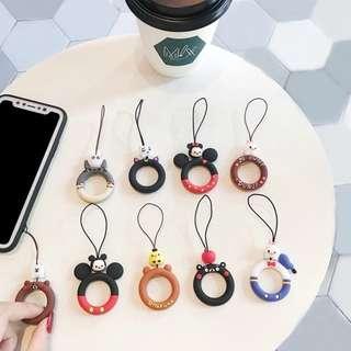 [PO] Disney/Cartoon Keyring Keychain