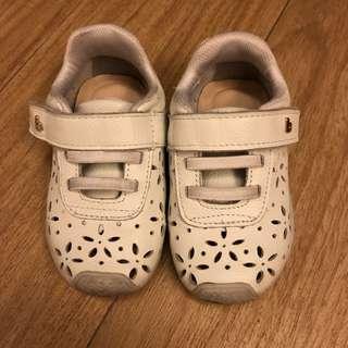 Bibi baby leather shoes (size US7.5 / EUR 23 / BRA21)