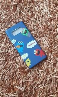 BN Sesame Street Matte Samsung Galaxy Note 8 Case