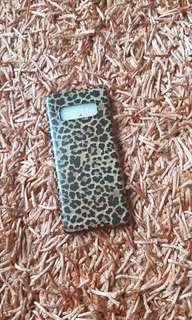 BN Leopard Prints Matte Samsung Galaxy Note 8 Case