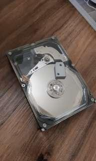 Mock up / replica HDD for display only