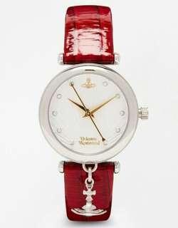 """VV108WHRD英國品牌手錶""""Vivienne Westwood""""兩年保養"""