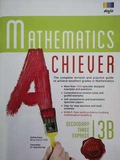 Brand new Maths Achiver 3B