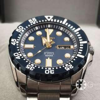SEIKO Sports SRP605 Dive Watch AUTOMATIC Brand New