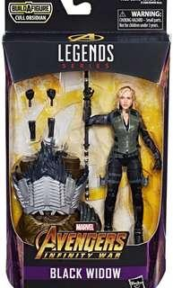 Marvel legends Infinity War Black Widow