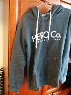 🚚 hero or zero 連帽t恤