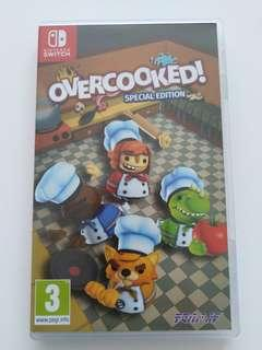 Overcooked special edition for Nintendo Switch