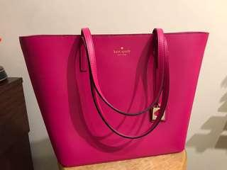 Kate Spade Bright Pink Bag
