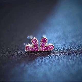 (PO) K-Drama: What is Wrong with Secretary Kim Heart Earrings