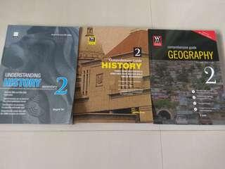 History and Geography guide