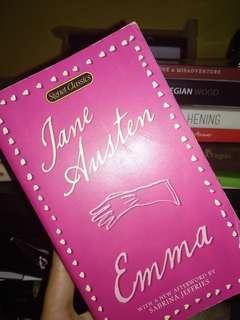 Novel Jane Austen