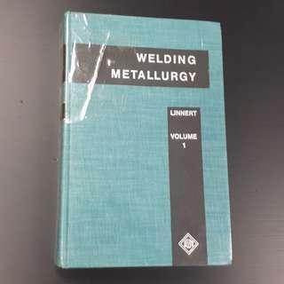 Welding Metallurgy (Hardcover Book)