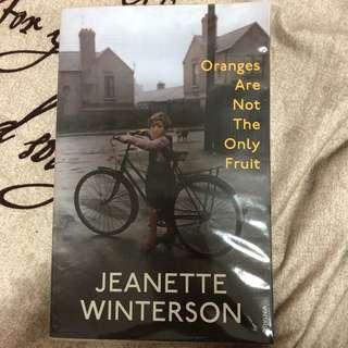 Jeanette Winterson Oranges Are Not The Only Fruit EN3224