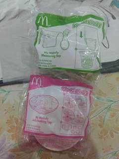 McDonald's My Melody series toys