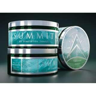 Templeton Tonics Summit Pomade Trailhead Scent